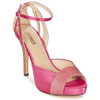 Chaussures Femme Sandales et Nu-pieds Menbur ARENALES Rose