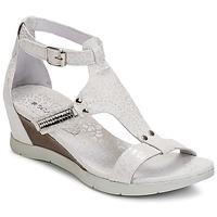 Chaussures Femme Sandales et Nu-pieds Regard RATANO Blanc
