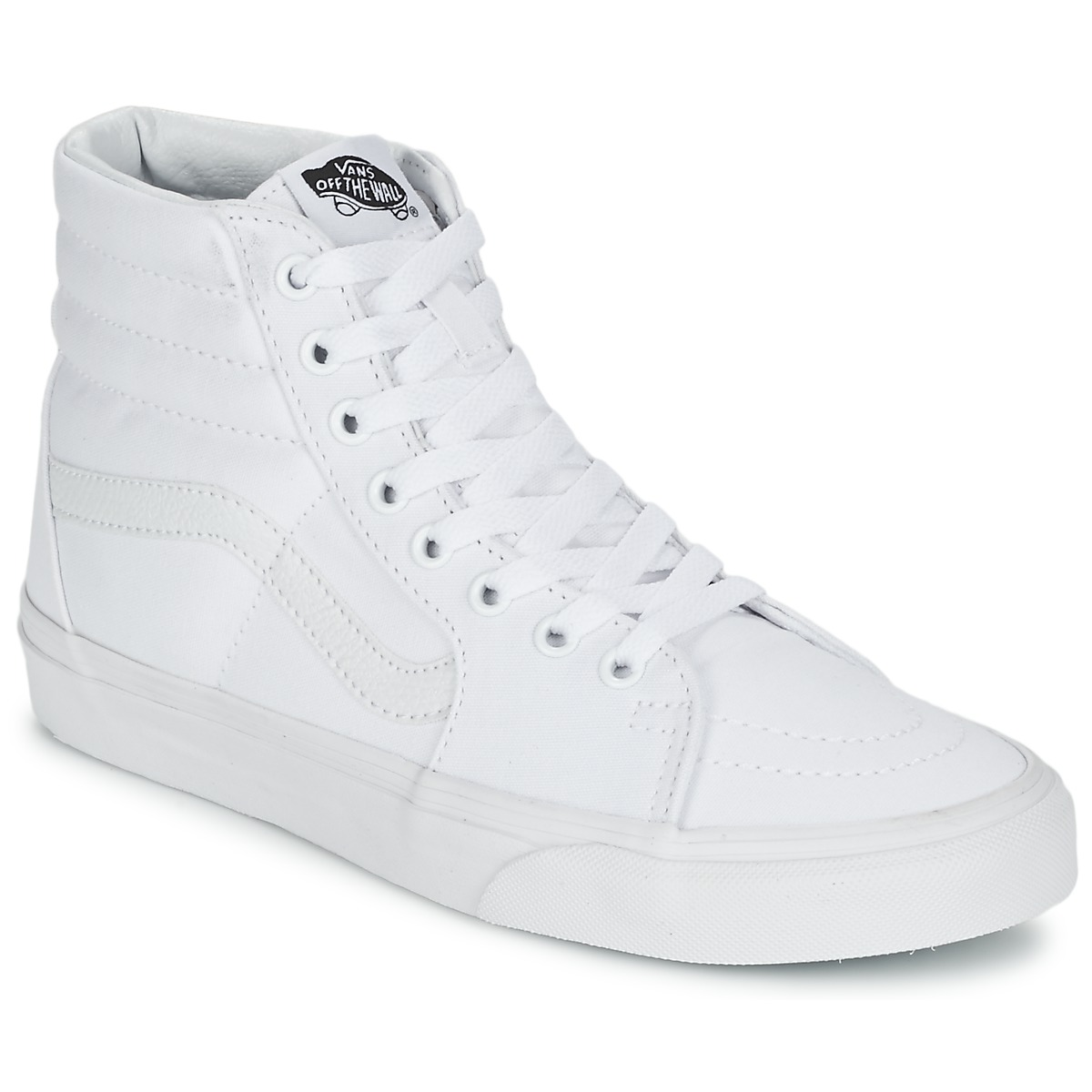 vans sk8 hi blanc chaussure pas cher avec chaussures basket montante 79 99. Black Bedroom Furniture Sets. Home Design Ideas