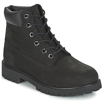 Chaussures Air max tnEnfant Boots Timberland 6 IN PREMIUM WP BOOT Noir