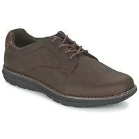 Chaussures Homme Derbies Timberland BARRETT PT OXFORD Marron foncé