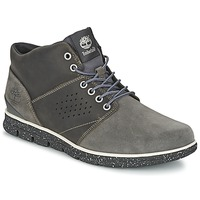 Chaussures Homme Boots Timberland BRADSTREET HALF CAB Gris