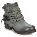 Chaussures Femme Boots Airstep / A.S.98 SAINT Noir fumé