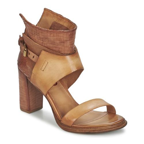 Chaussures Femme Sandales et Nu-pieds Airstep / A.S.98 IRON Marron