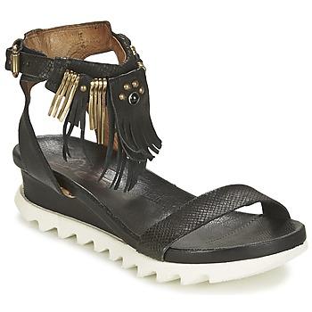 Chaussures Femme Sandales et Nu-pieds Airstep / A.S.98 FLOOD Noir