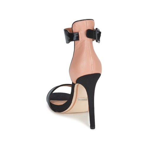 Ravel Pansy Nude/Black