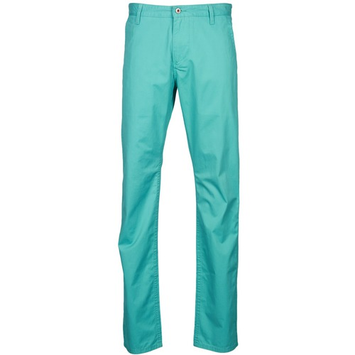 Vêtements Homme Chinos / Carrots Dockers ALPHA SLIM TAPERED LIGHT Turquoise