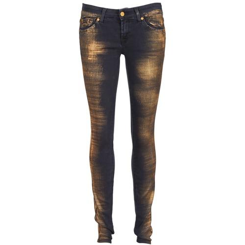 Vêtements Femme Jeans slim 7 for all Mankind OLIVYA Bleu