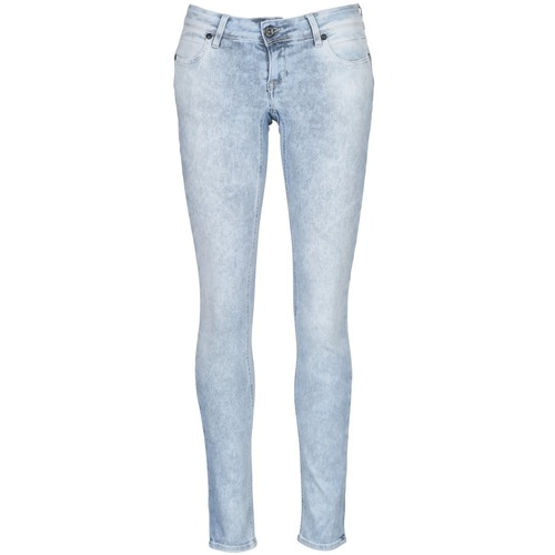 Vêtements Femme Jeans slim Meltin'pot MONIE Noir
