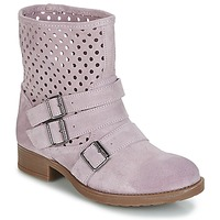 Chaussures Femme Boots Casual Attitude DISNELLE Rose