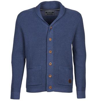 Vêtements Homme Gilets / Cardigans Marc O'Polo RAMUN Bleu