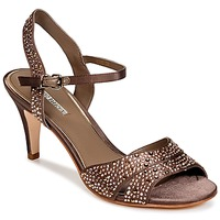 Chaussures Femme Sandales et Nu-pieds Luciano Barachini MACCHIE Taupe