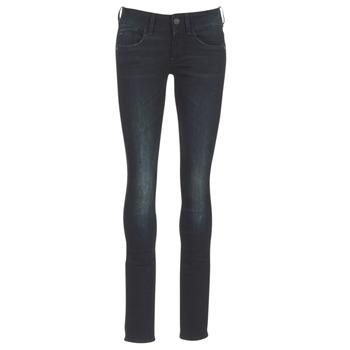 Vêtements Femme Jeans skinny G-Star Raw LYNN MID SKINNY Denim