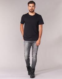 Vêtements Homme Jeans skinny G-Star Raw REVEND SUPER SLIM Gris