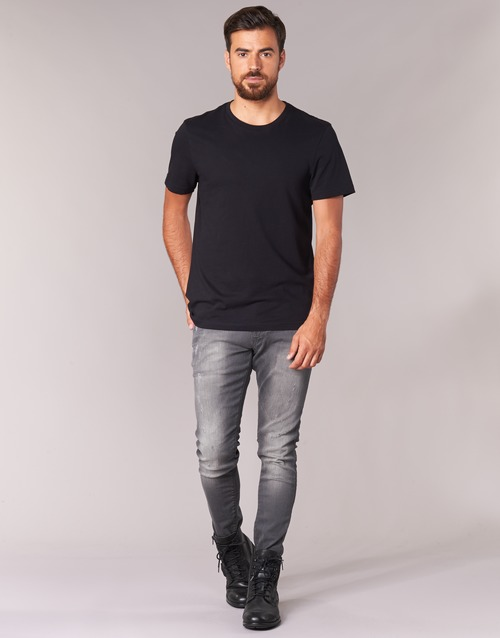 Vêtements Homme Jeans skinny G-Star Raw REVEND SUPER SLIM Gris