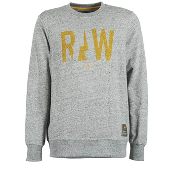 G-Star Raw RIGHTREGE R SW L/S Gris