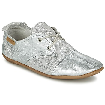 Chaussures Femme Derbies Pataugas SWING/CA Argent