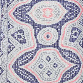 Antik Batik JAGGA Bleu / Multicolore