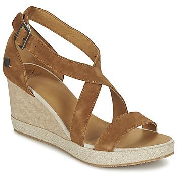 Chaussures Femme Sandales et Nu-pieds PLDM by Palladium WELLTON Marron