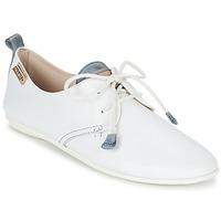 Chaussures Air max tnFemme Derbies Pikolinos CALABRIA 917 Blanc