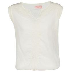 Vêtements Femme T-shirts manches courtes Kaporal EVER Blanc