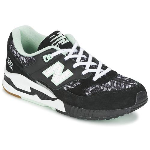 Chaussures Femme Baskets basses New Balance W530 Noir / Blanc