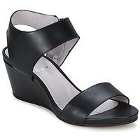 Chaussures Femme Sandales et Nu-pieds Perlato SELCETTA Noir
