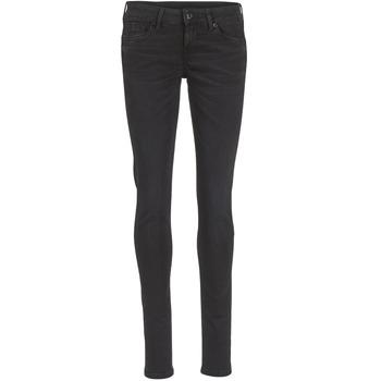 Vêtements Femme Jeans slim Pepe jeans SOHO Noir s98