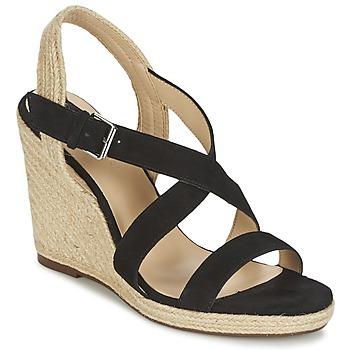 Chaussures Air max tnFemme Sandales et Nu-pieds Jonak AQUAL Noir