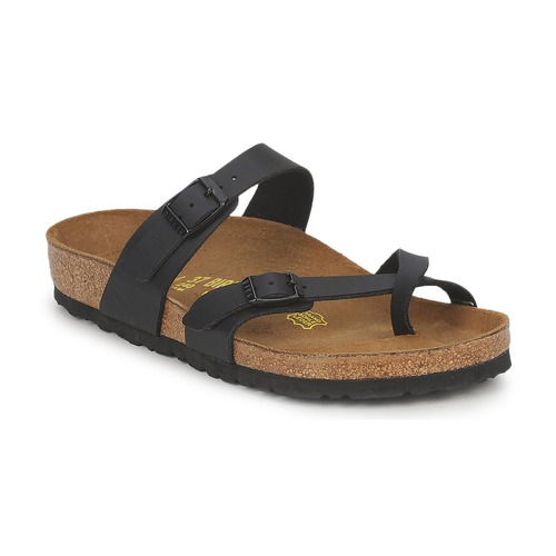 Chaussures Femme Mules Birkenstock MAYARI Noir