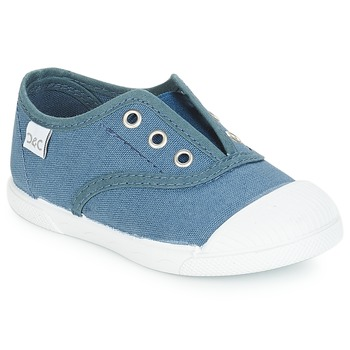 Chaussures Enfant Baskets basses Citrouille et Compagnie RIVIALELLE Bleu Jeans