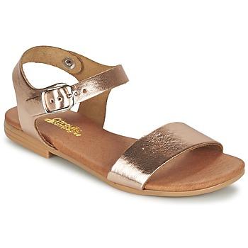 Chaussures Air max tnFille Sandales et Nu-pieds Citrouille et Compagnie JOUBI Cuivre