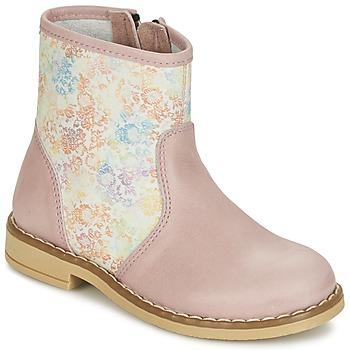 Chaussures Air max tnFille Boots Citrouille et Compagnie OUGAMO LIBERTY Rose / Flowercolor