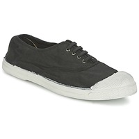 Chaussures Homme Baskets basses Bensimon TENNIS LACET Carbone