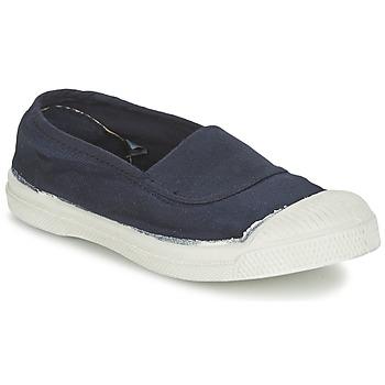 Chaussures Enfant Baskets basses Bensimon TENNIS ELASTIQUE Marine