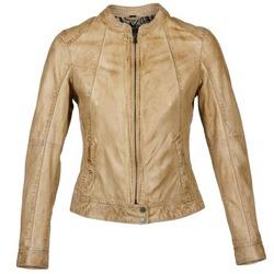 Vêtements Femme Vestes en cuir / synthétiques Oakwood 61712 Marron