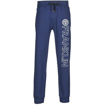 Vêtements Homme Pantalons de survêtement Franklin & Marshall ALLEN Marine