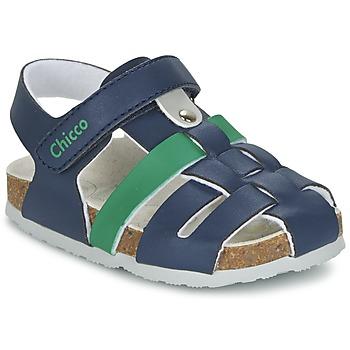 Chaussures Garçon Sandales et Nu-pieds Chicco HAMBRO Marine