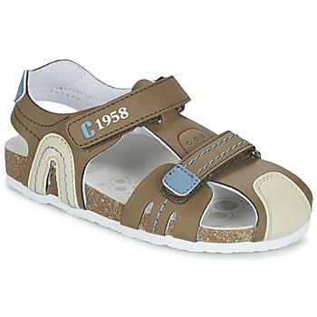 Chaussures Garçon Sandales et Nu-pieds Chicco HONEY Marron