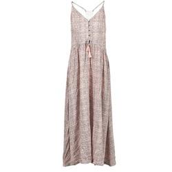 Vêtements Femme Robes longues Rip Curl SNAKE Rose
