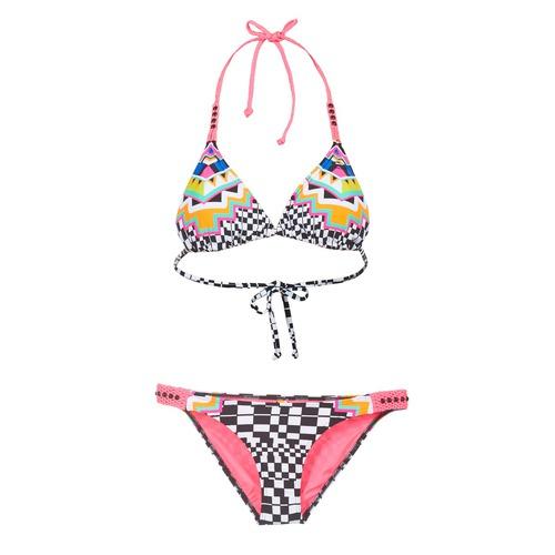 Vêtements Femme Maillots de bain 2 pièces Rip Curl CANCUN TRISET Multicolore