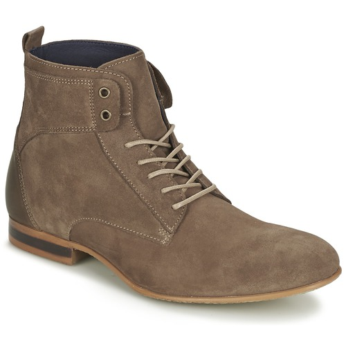 Chaussures Homme Boots Carlington ESTANO Taupe