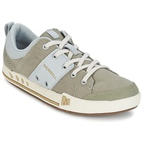 Chaussures Air max tnFemme Baskets basses Merrell RANT Gris