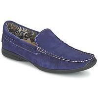 Chaussures Homme Mocassins So Size ELIJA Bleu