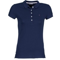 Polos manches courtes Tommy Hilfiger NEW CHIARA PQ POLO REG