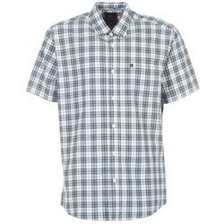 Vêtements Homme Chemises manches courtes Quiksilver EVERYDAY CHECK SS Bleu