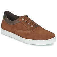 Chaussures Homme Baskets basses Casual Attitude DIMO Marron