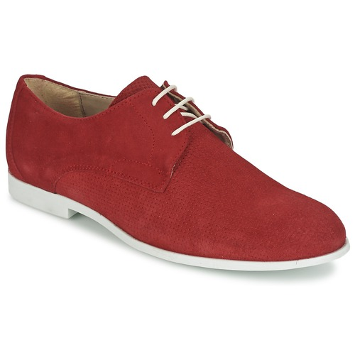 Chaussures Homme Derbies Casual Attitude GALEROLE Rouge