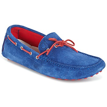 Chaussures Homme Mocassins Casual Attitude MACOUA Marine