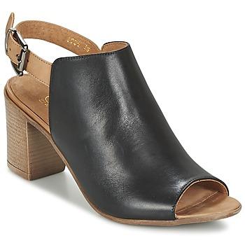 Chaussures Air max tnFemme Sandales et Nu-pieds Casual Attitude SERIN Noir